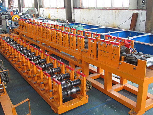 High Speed Forming Machine