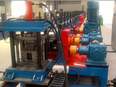 Double Layer Roofing Roll Forming Machine
