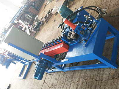 XSJ 1025 decking forming machine