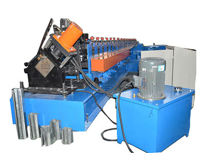 XSJ 980 decking forming machine