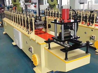 XSJ 915 decking forming machine
