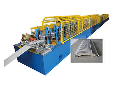 XSJ 1000 roll forming machine
