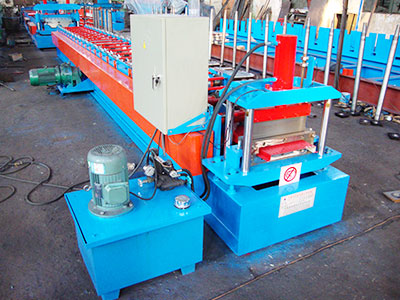 XSJ 760 roll forming machine