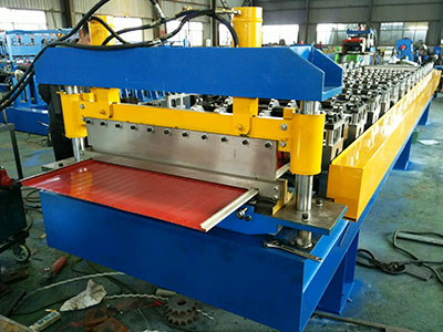 XSJ 470 Semar Roll Forming Machine