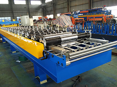 XSJ 400 roll forming machine