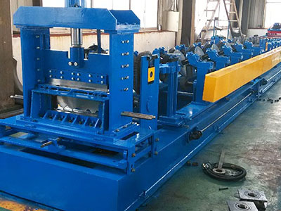 Single Station forming machine