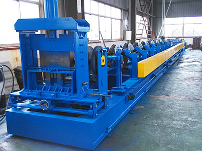 XSJ 836 Corrugated Sheet Forming Machine